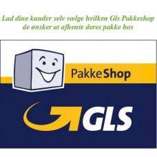 Gls Pakkeshop til Opencart